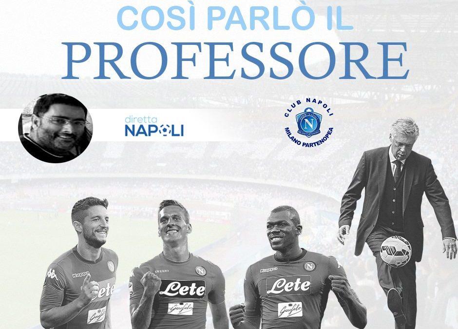 Il pagellone del Napoli di Milano Partenopea