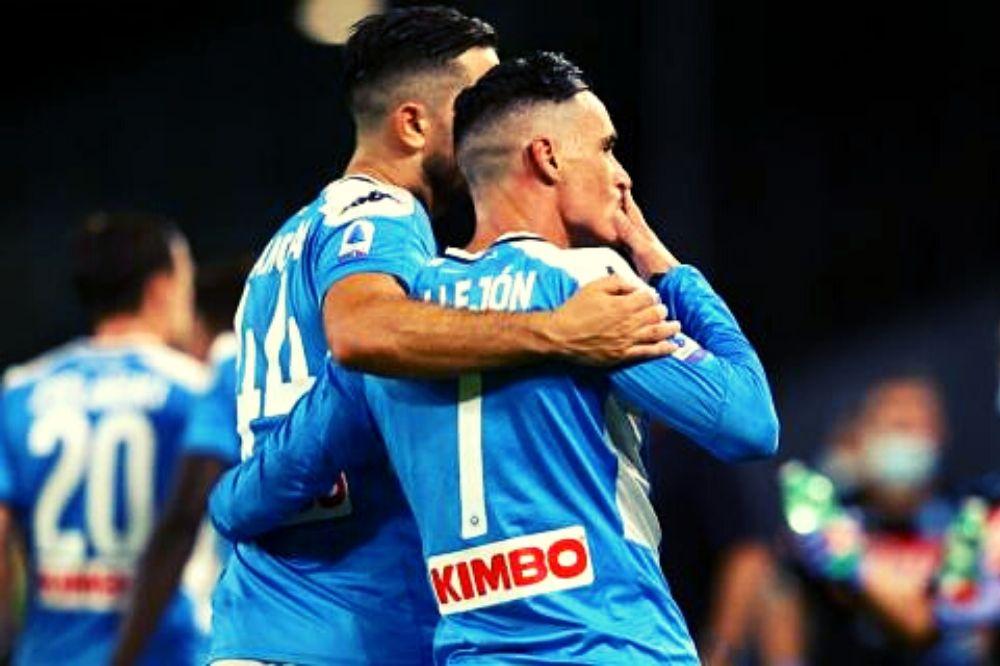 Napoli-Lazio: probabili formazioni del San Paolo