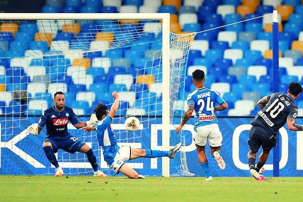 Napoli-Udinese: pagelle di Milano Partenopea