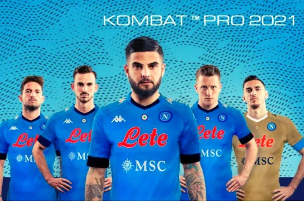 Nuova maglia Napoli 2020-21: presentazione ufficiale