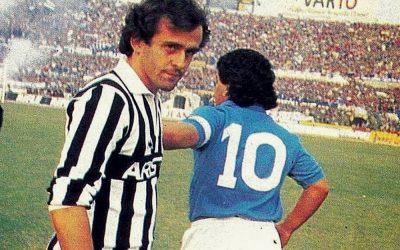 Juventus-Napoli: precedenti a Torino