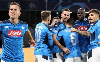 Napoli-Genk 4-0: gli azzurri volano agli Ottavi..con Gattuso nuovo tecnico