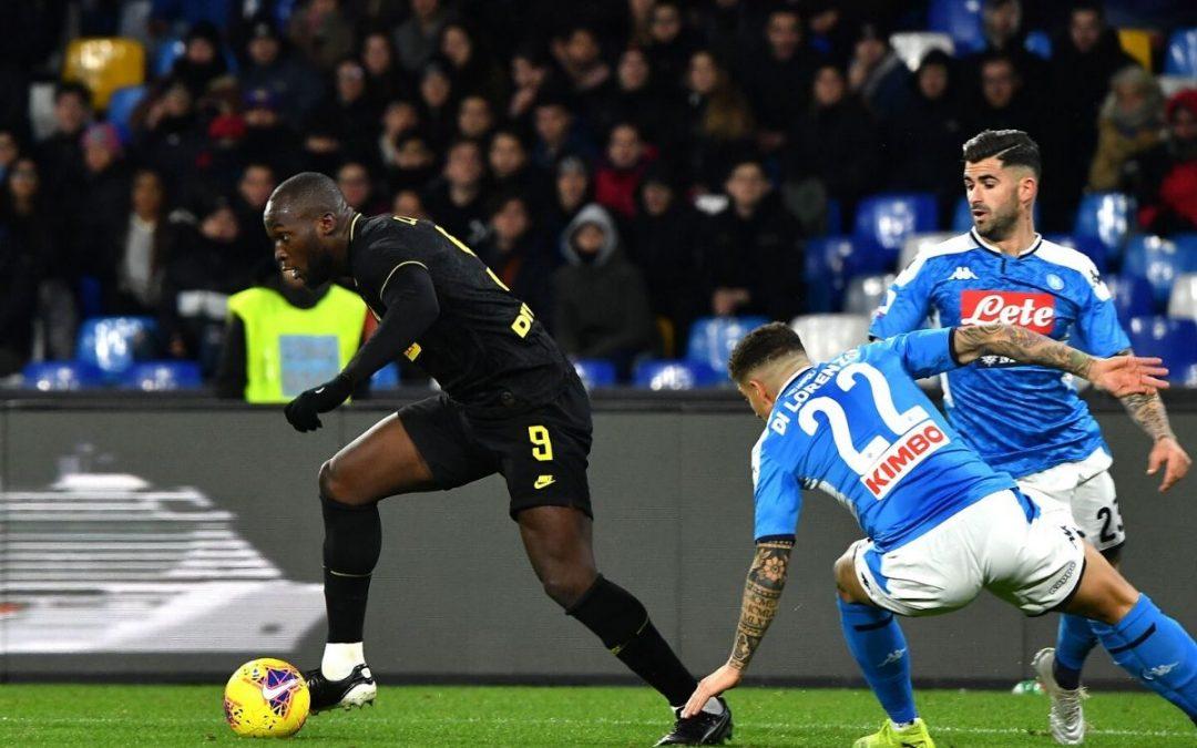 Napoli-Inter: le pagelle di Milano Partenopea