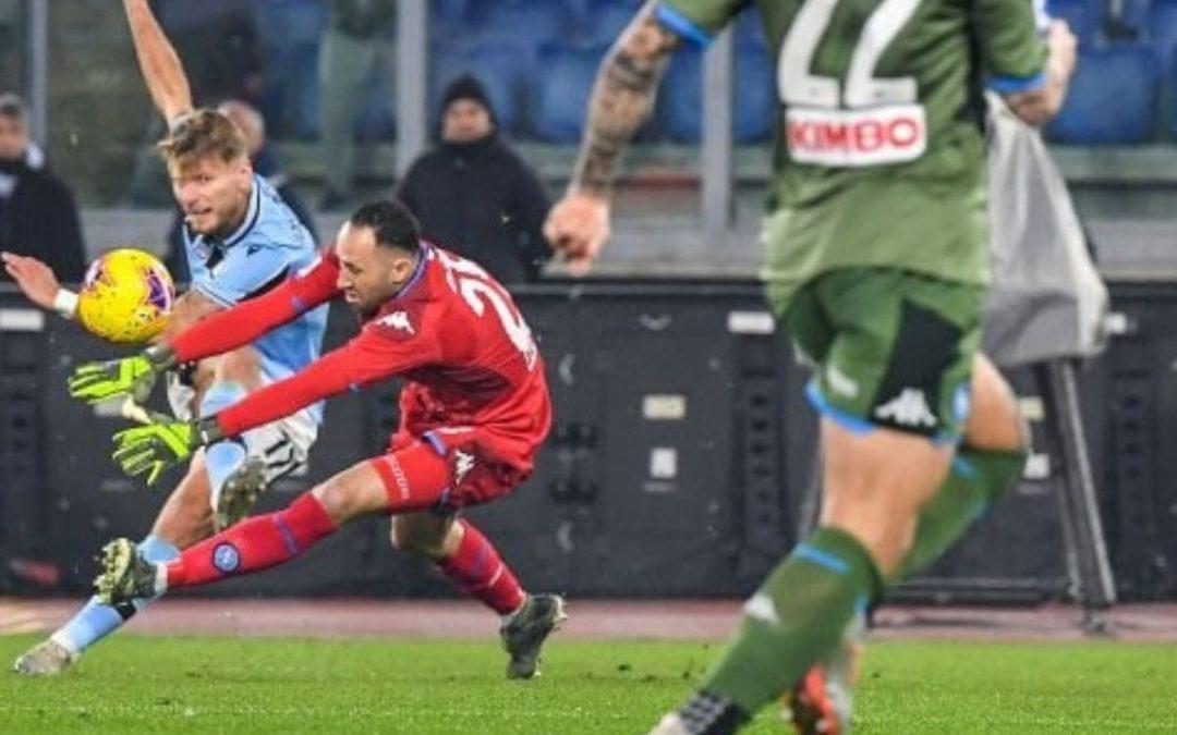 Lazio-Napoli 1-0: con Gattuso tre punti in quattro partite