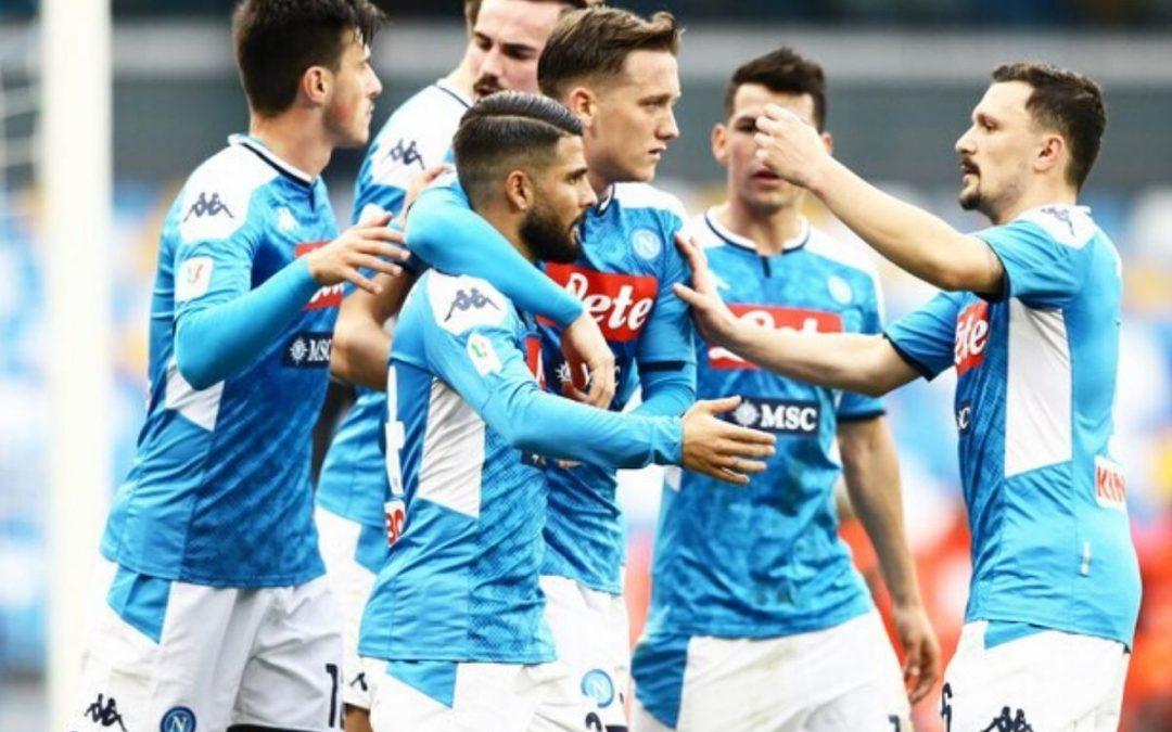 Napoli-Lazio: probabili formazioni Coppa Italia