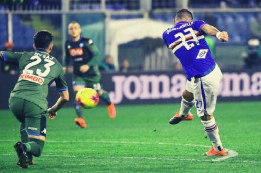 Sampdoria-Napoli 2-4: terza vittoria consecutiva per Gattuso