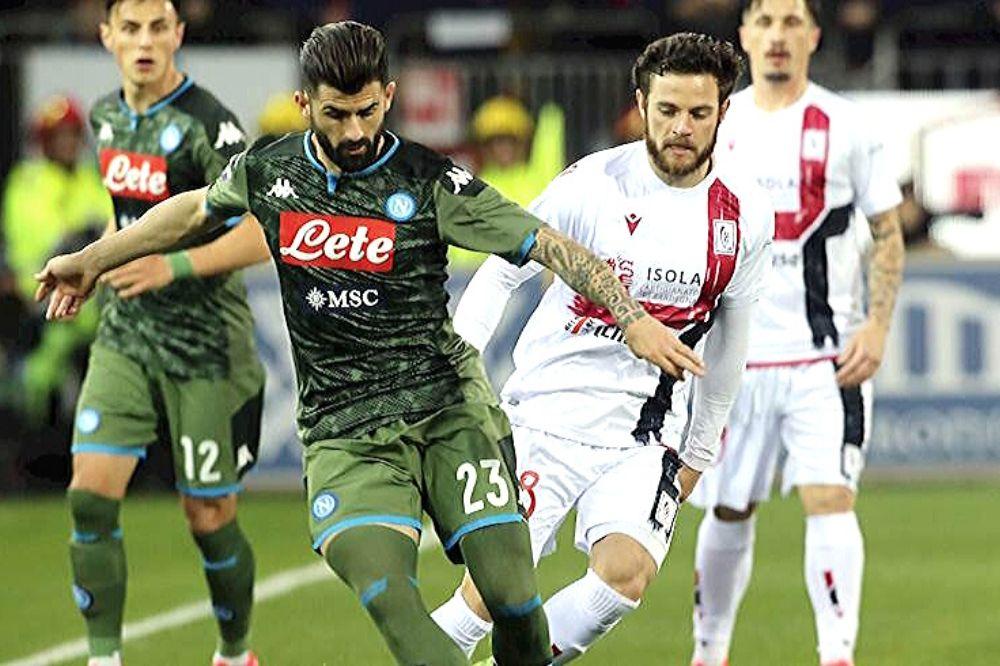 Prossime gare del Napoli: Torino e Inter in Coppa Italia (Coronavirus permettendo)
