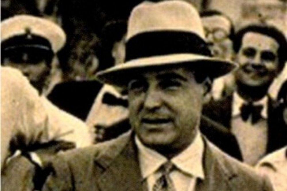 Presidenti del Napoli: Giorgio Ascarelli
