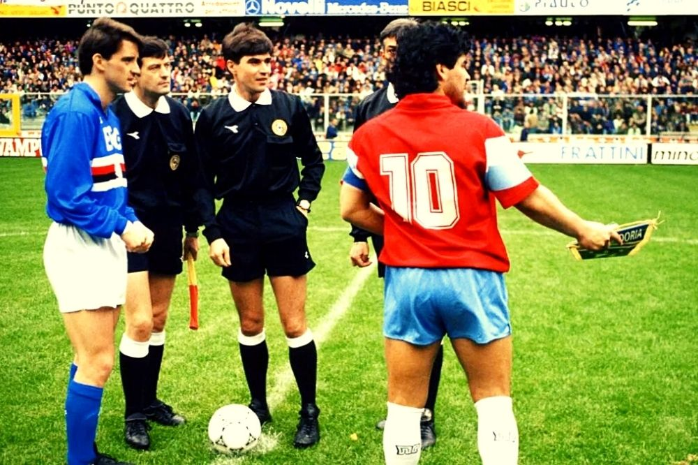 Sampdoria-Napoli: i precedenti a Genova degli azzurri