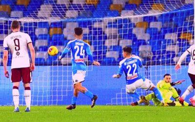 """Ultima calcio Napoli: Di Lorenzo """"appena possibile di nuovo in campo"""""""