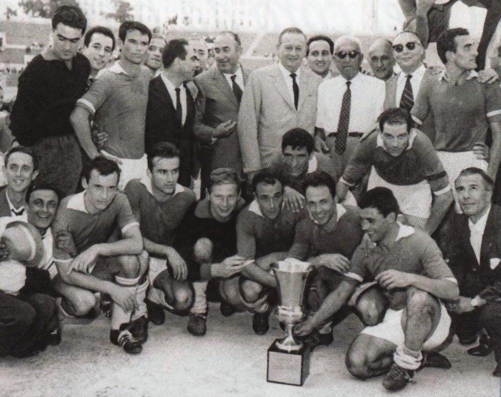 coppa italia 1962