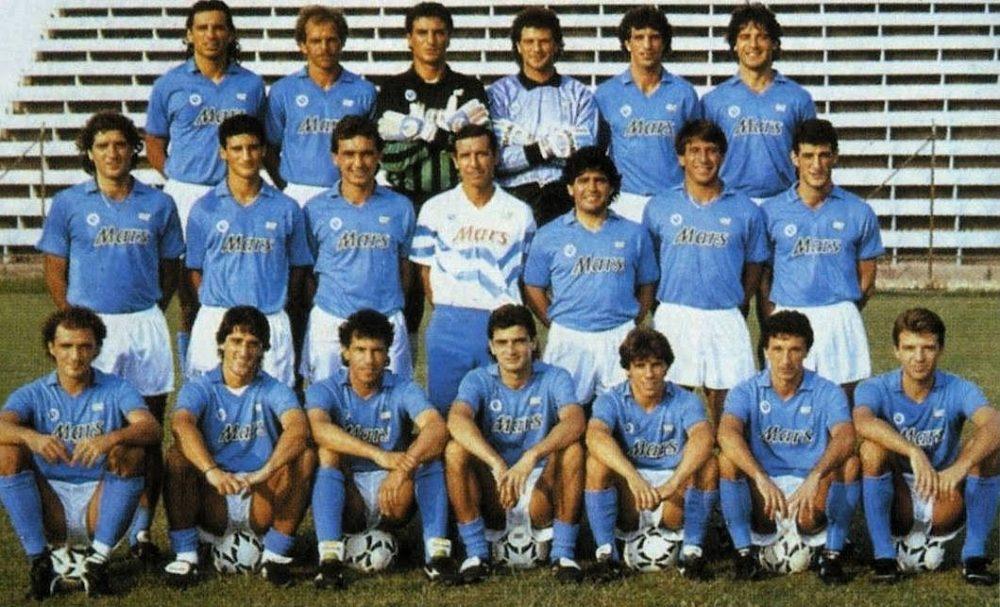 Accadeva 30 anni fa: Napoli Campione d'Italia 1989-90