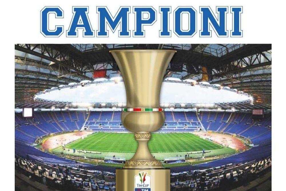 Napoli campione della coppa Italia 2020
