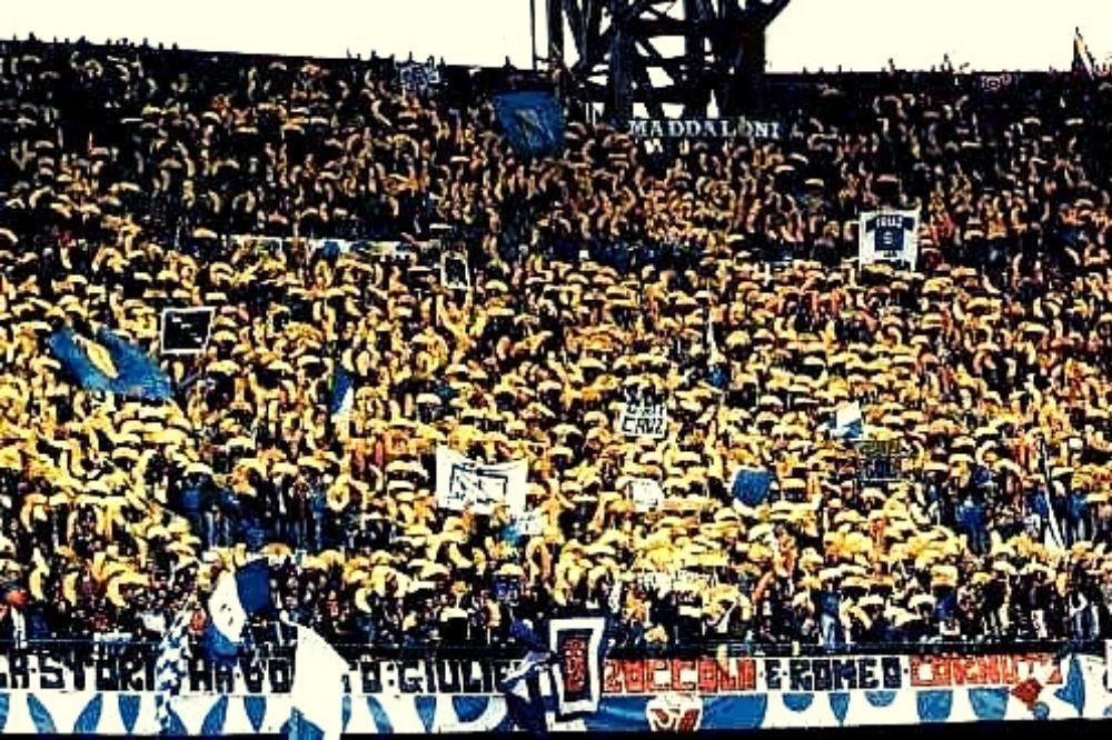 Napoli-Verona: precedenti