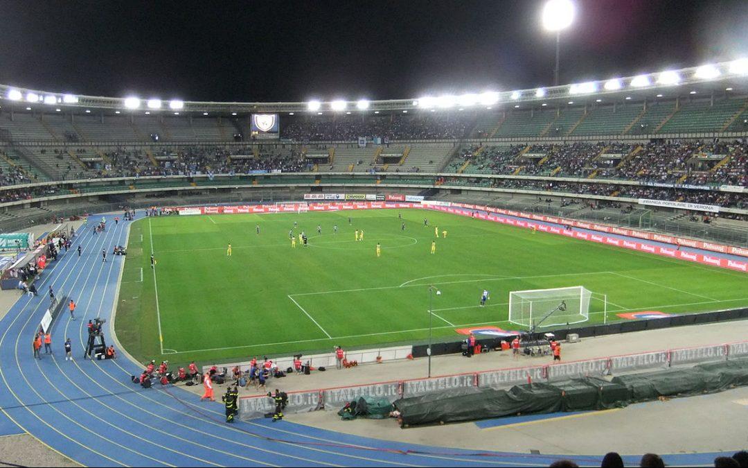Verona-Napoli: precedenti in serie A