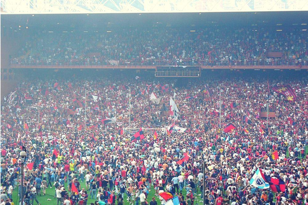 Genoa-Napoli: precedenti a Marassi