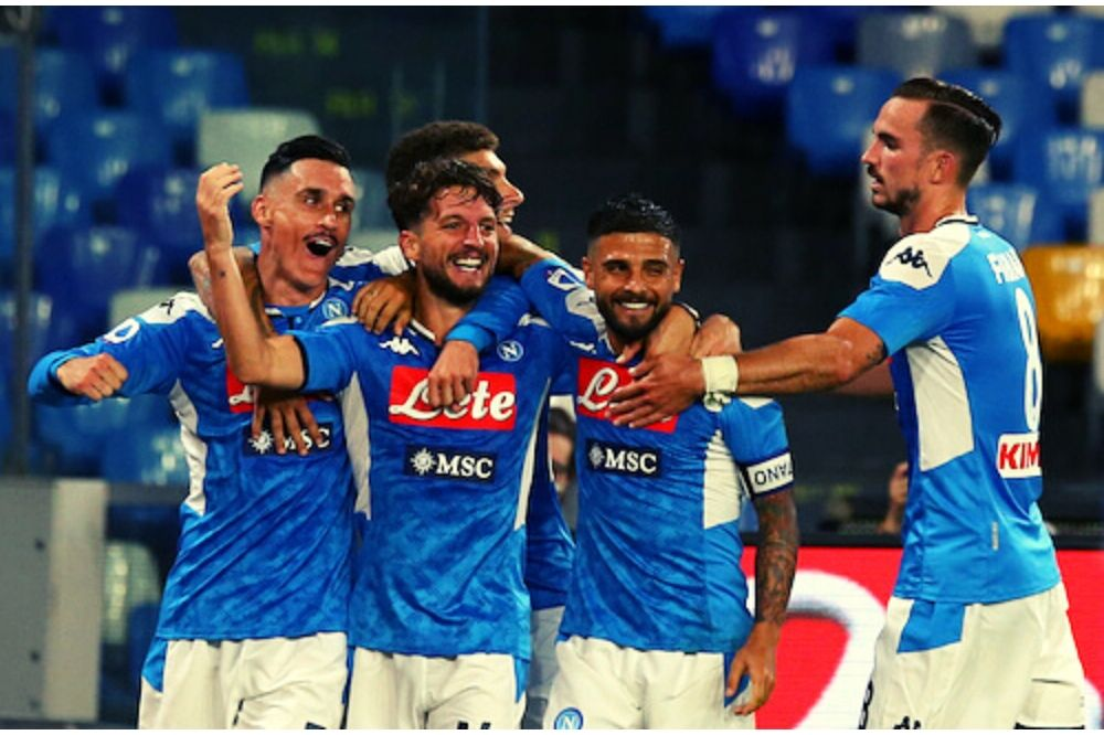 Napoli-Milan 2-2: un punto a testa al San Paolo