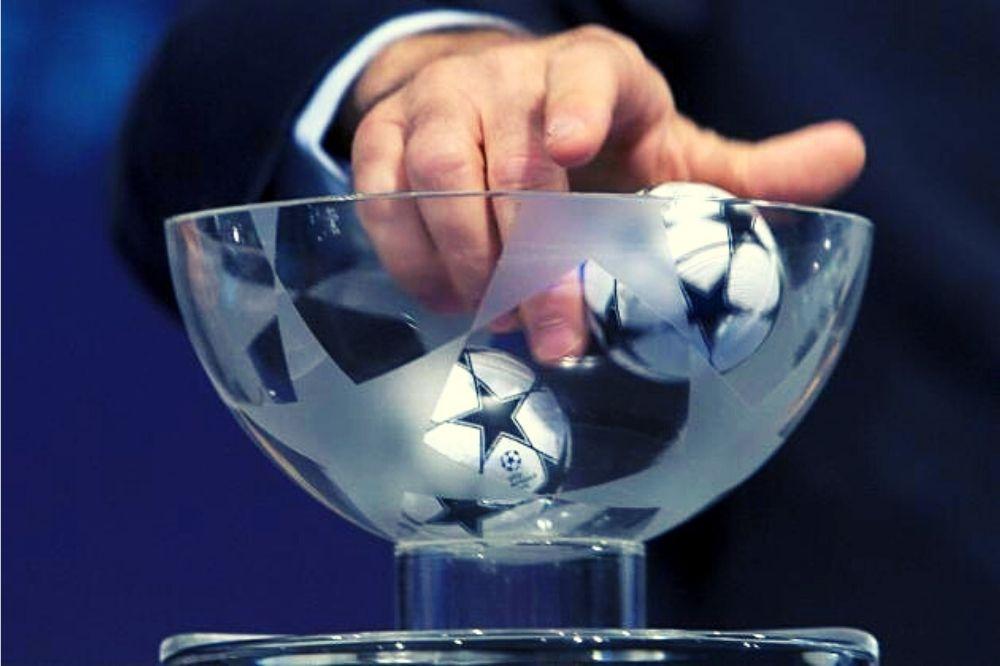 Sorteggio Champions League Napoli