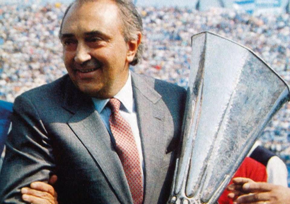Corrado Ferlaino: il presidente che voleva vincere (e prese Maradona)
