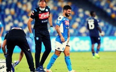 Napoli-Lazio 3-1: tra gol, record, rissa sfiorata e infortunio a Insigne..