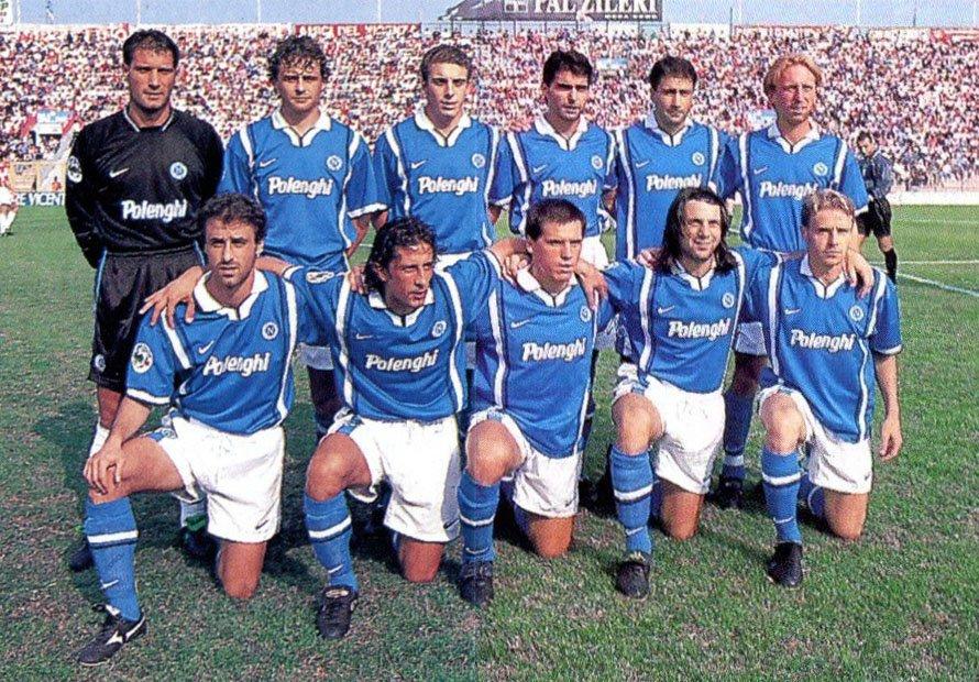 Società Sportiva Calcio Napoli 1997-98