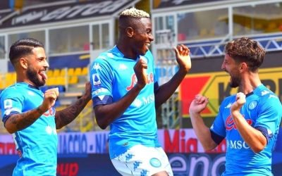 Parma-Napoli 0-2: Mertens-Insigne sbancano il Tardini