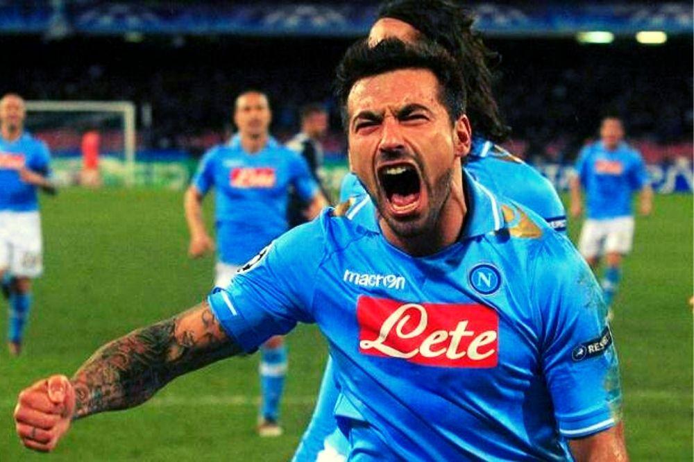 Ezequiel Lavezzi: il fulmine che colpì Napoli