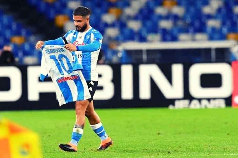 Napoli-Roma 4-0: onorato DIEGO!