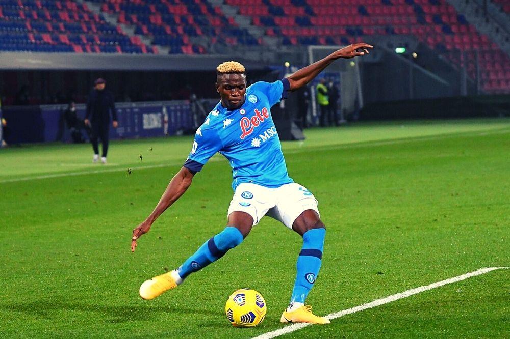 Bologna-Napoli 0-1: la decide Osimhen