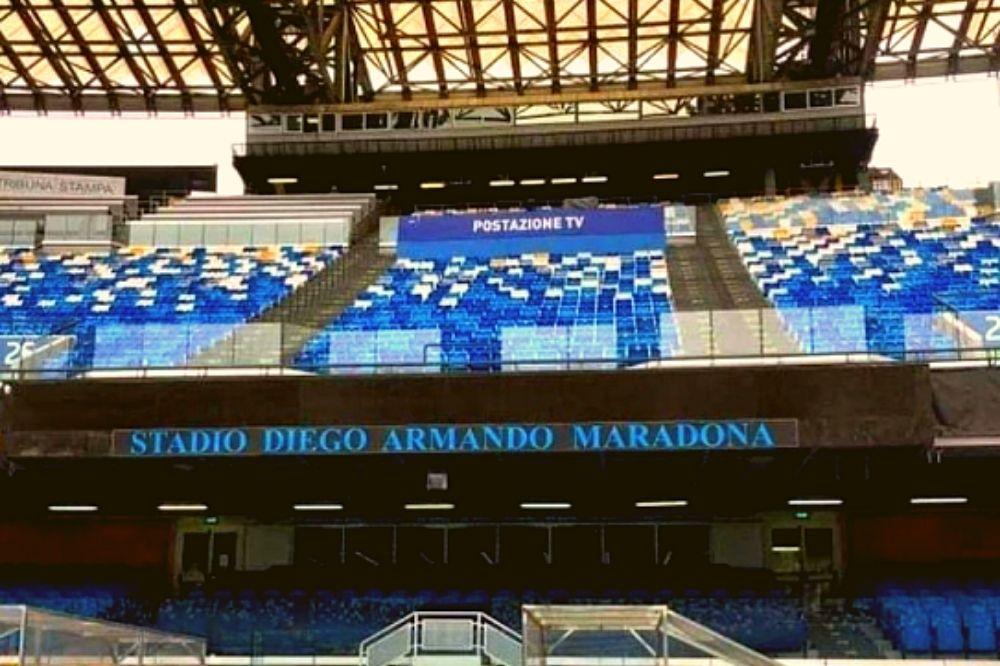 Napoli-Sampdoria: le pagelle di Milano Partenopea