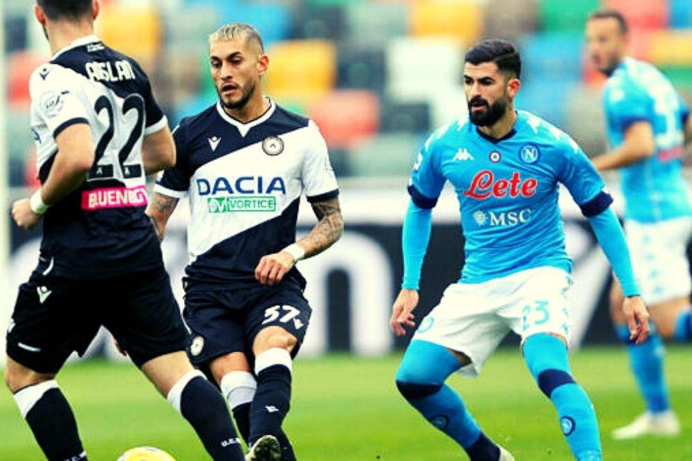 Udinese-Napoli: pagelle di Milano Partenopea