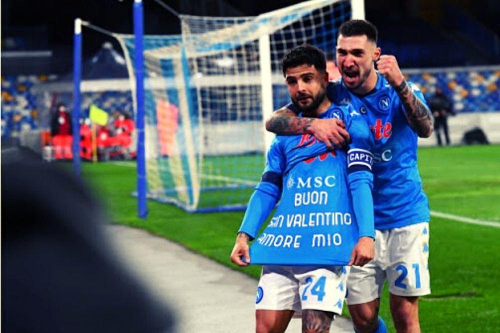 Napoli-Juventus 1-0: decide Insigne
