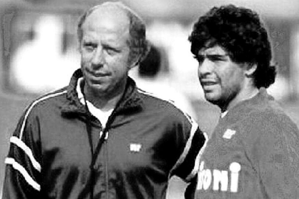 Ottavio Bianchi: l'allenatore del primo scudetto del Napoli