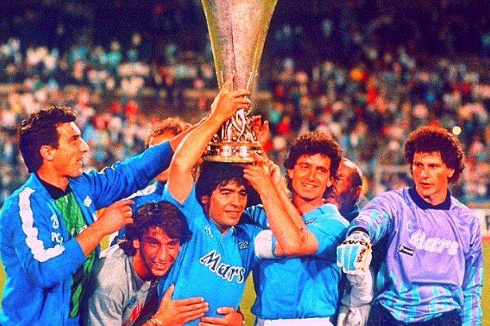 Coppa UEFA Napoli: è il 17 maggio del 1989