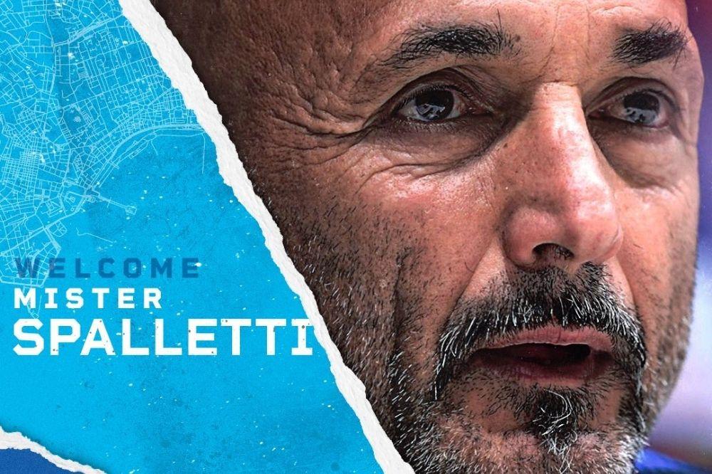 Nuovo allenatore del Napoli: ufficiale Spalletti!