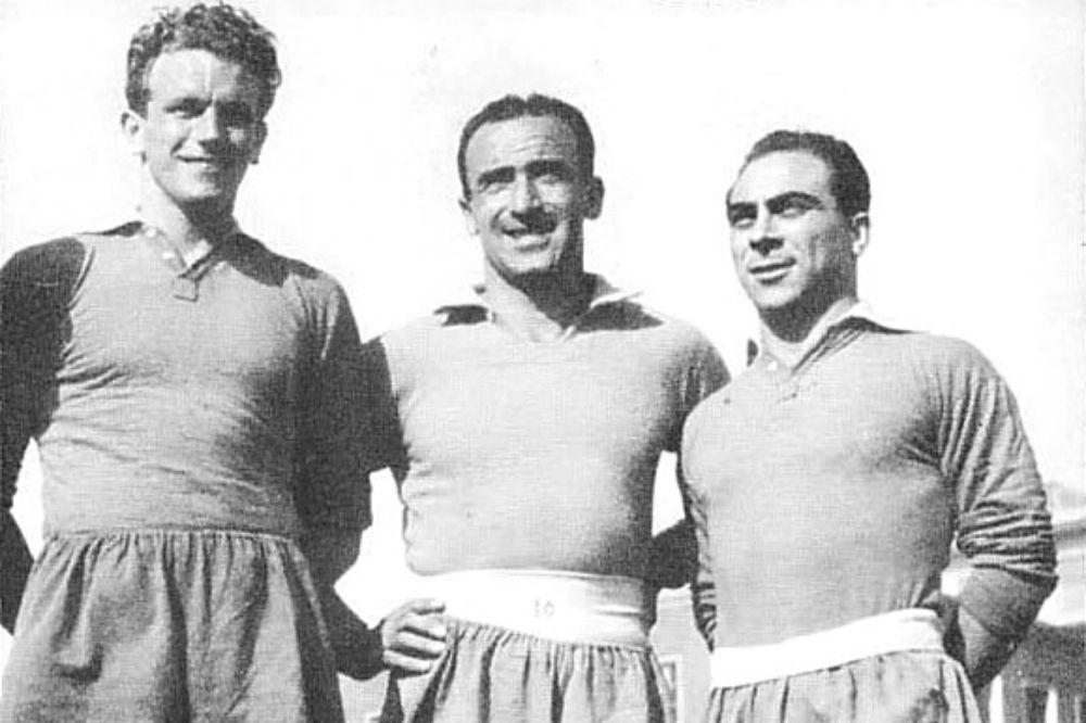 Amedeo Amadei: storia del campione di Roma e Napoli