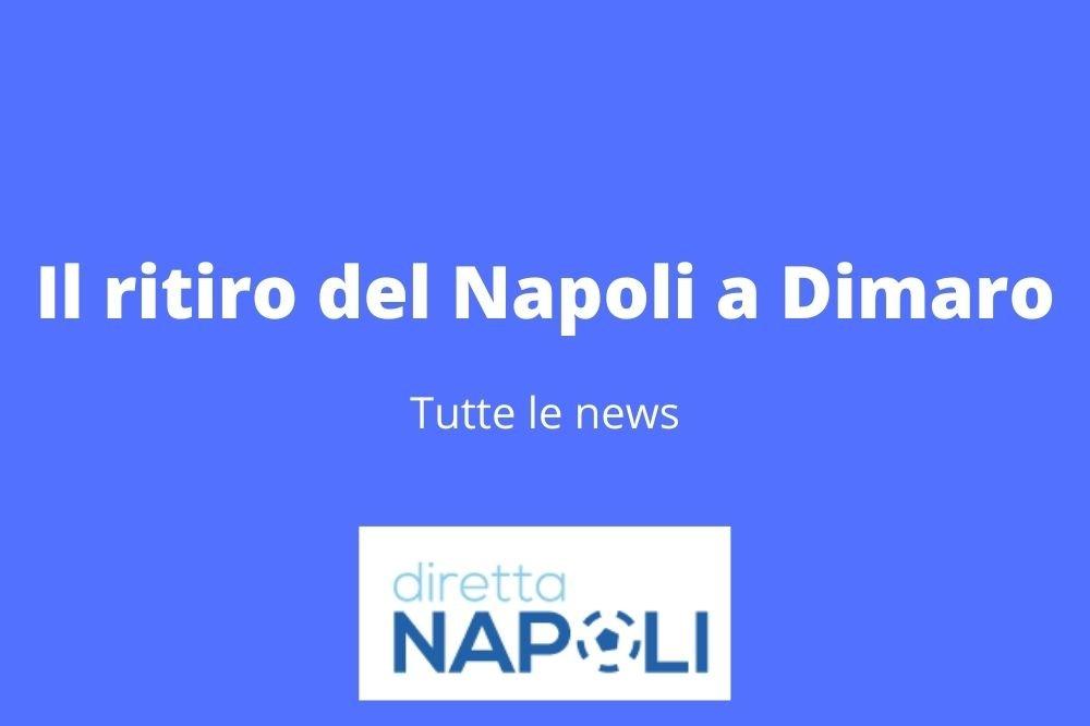 Allenamenti Napoli a Dimaro: tutte le news